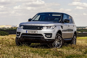 Range Rover Sport 4,4 SDV8 HSE – off-road yachting