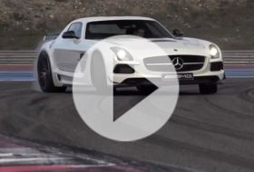 Mercedes SLS AMG Black Series – Chris on cars