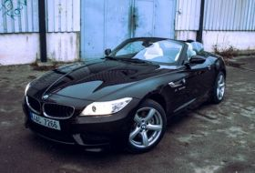 BMW Z4 sDrive28i – oslnivý multitalent