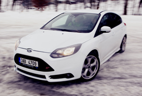 Ford Focus ST – grand hot-hatchurismo