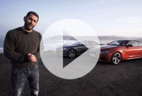 BMW M6 vs Mercedes SL63 AMG – Chris on cars
