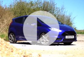 Ford Fiesta ST – Chris on cars