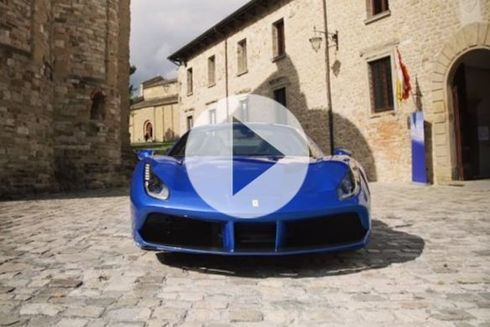 Ferrari 488 Spider – Chris on Cars