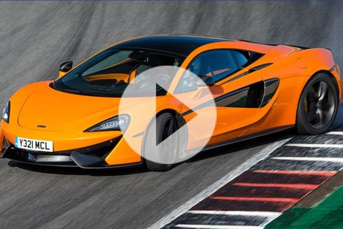 McLaren 570S – Chris on Cars