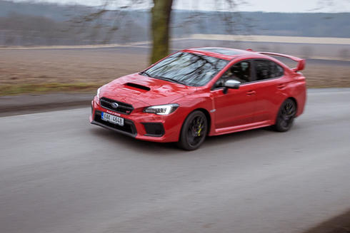 Subaru WRX STi – VIDEO TEST DRIVE