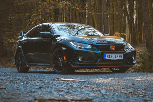 Honda Civic Type-R – video test drive